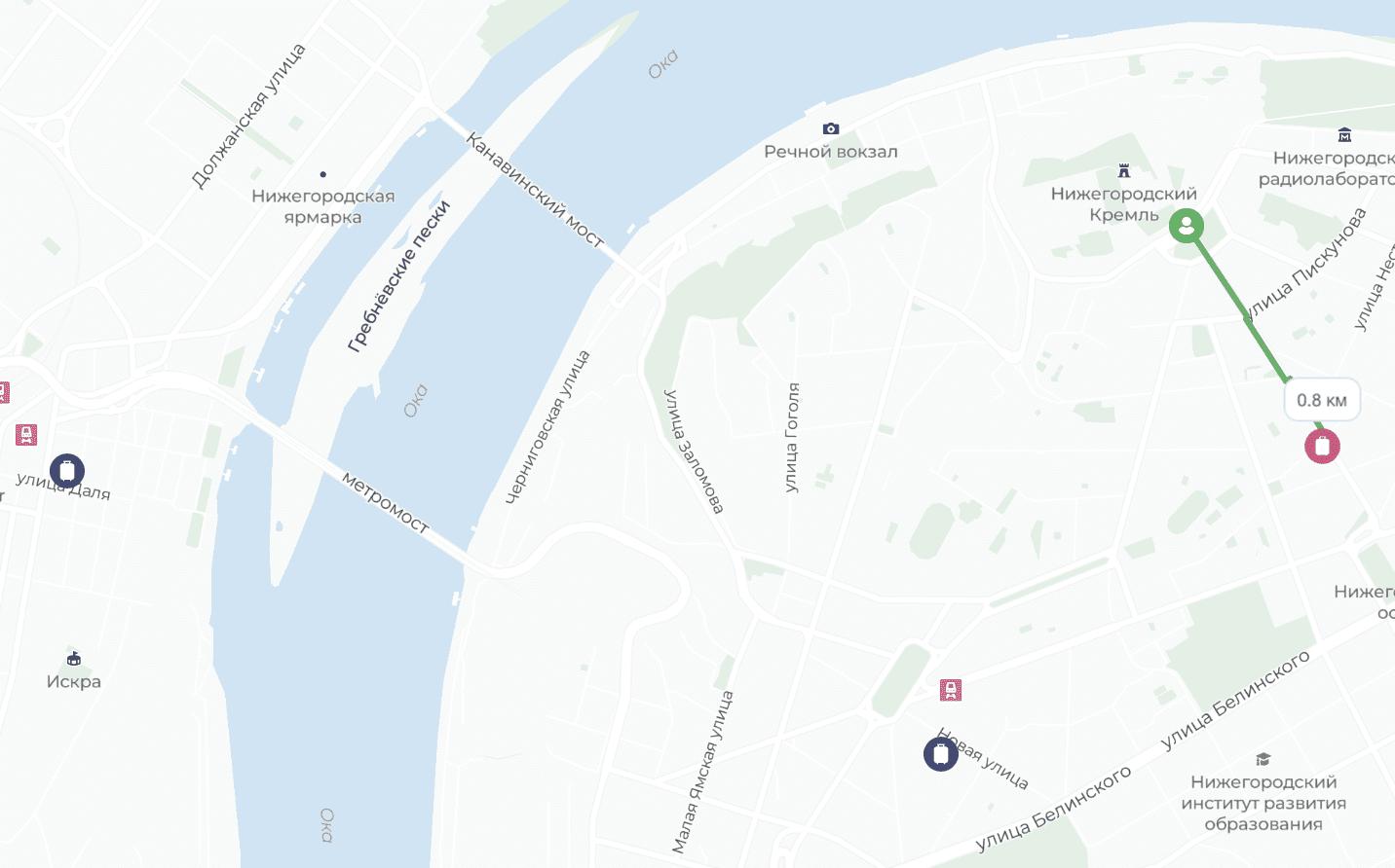 камеры хранения Qeepl Нижний Новгород