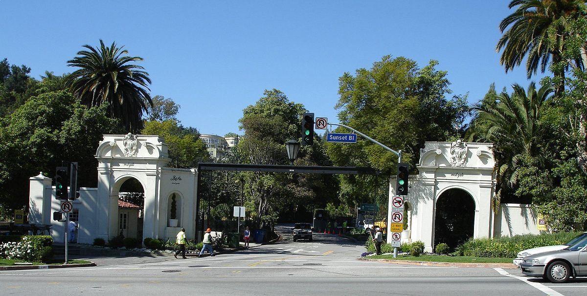 Bel Air, Los Angeles - Wikipedia