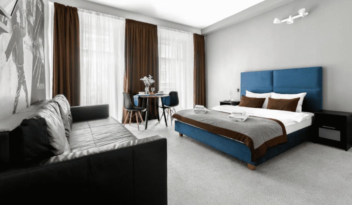 отель wow Санкт-Петербург