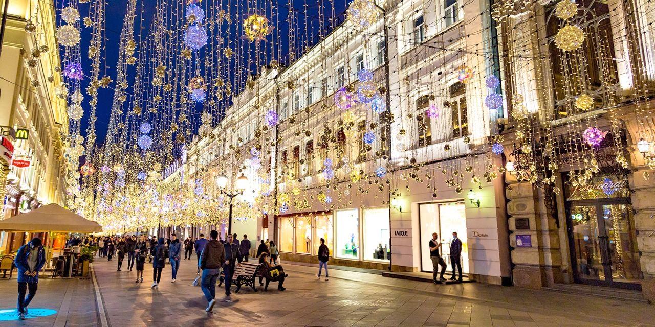 Никольская улица Москва
