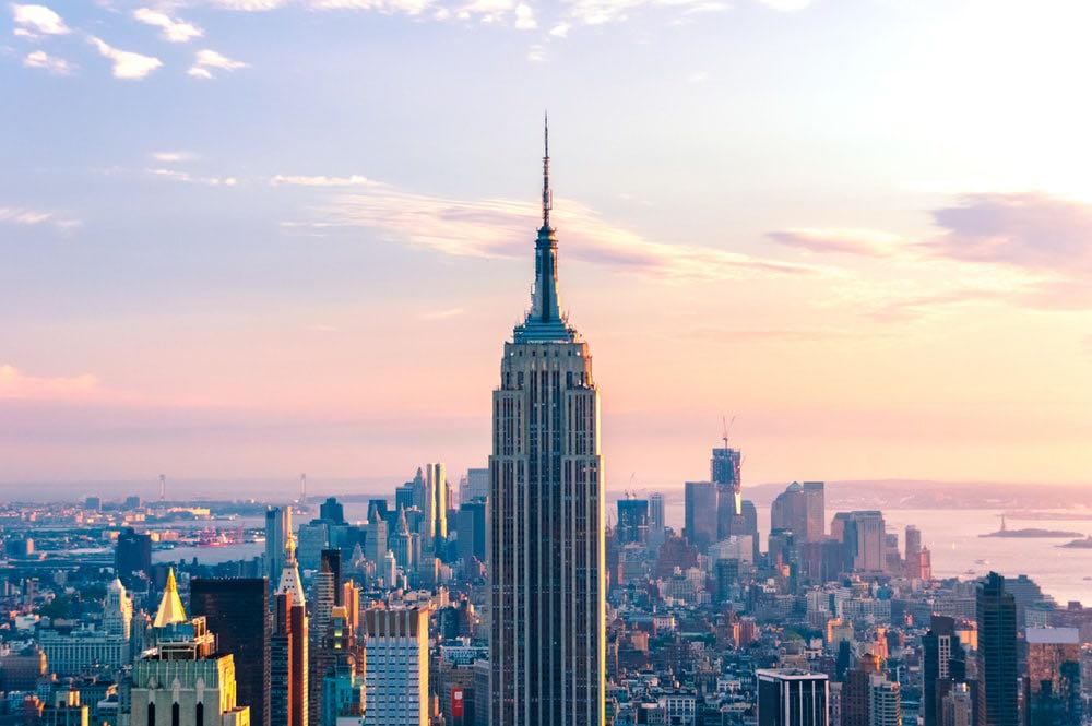 Empire State Building Pictures - NYC