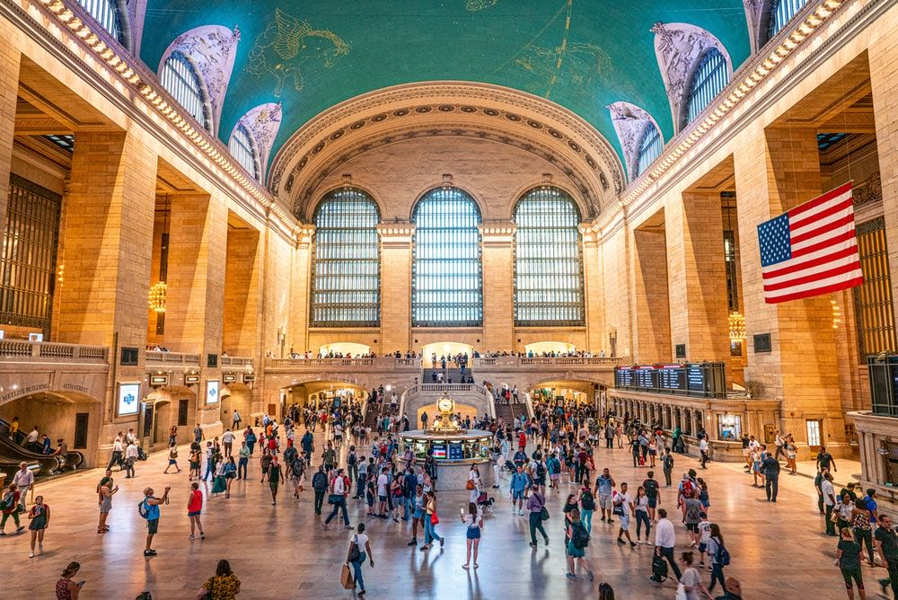 Grand Central Station Pictures