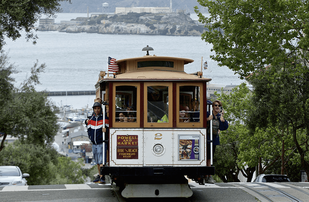 Streetcars and cable cars to return later this year - The San Francisco  Examiner