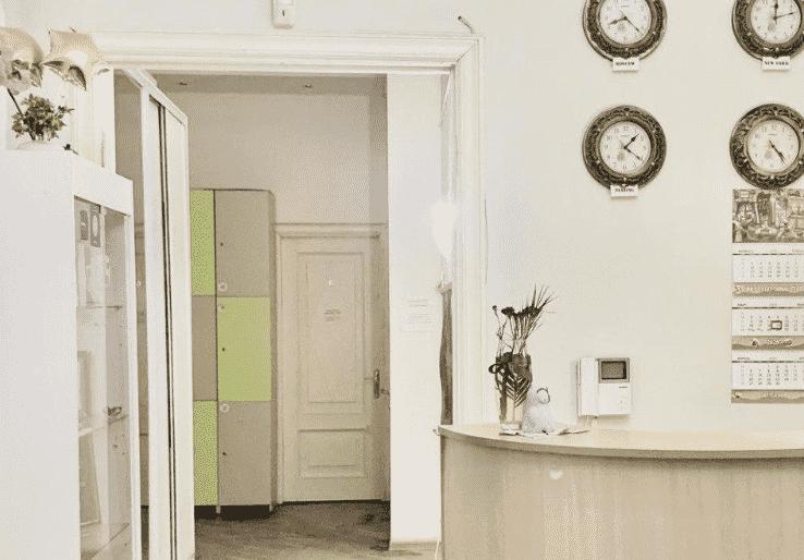 Камера хранения на Арбате