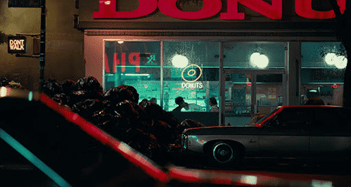 Joker film location