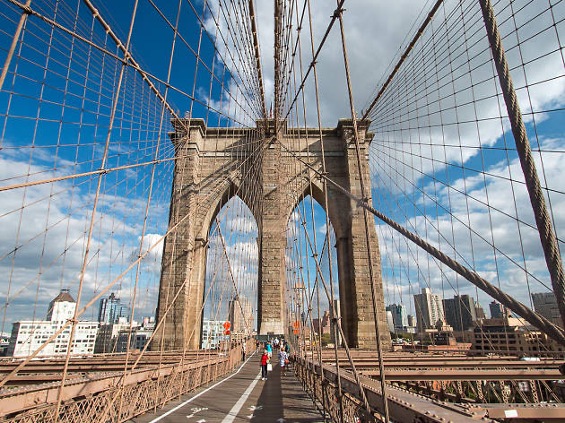 Brooklyn Bridge   New York, NY   Attractions in Manhattan, New York