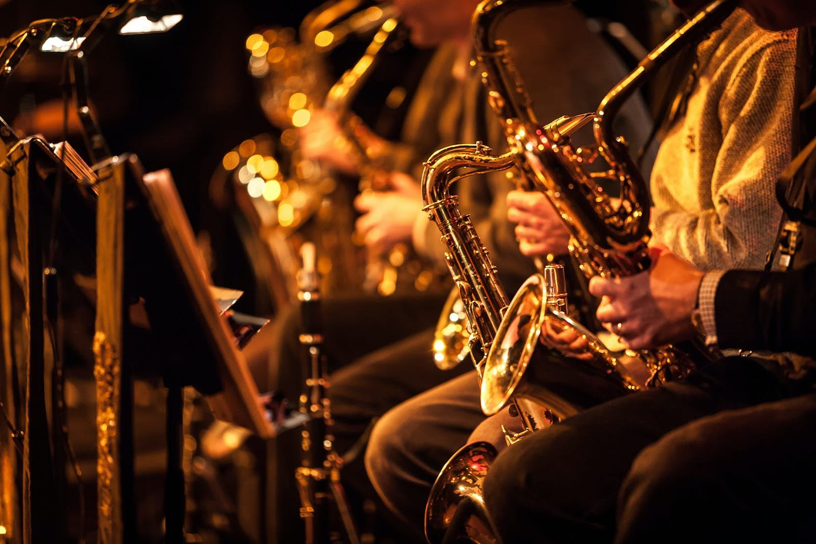 Experiencing the best jazz in Harlem