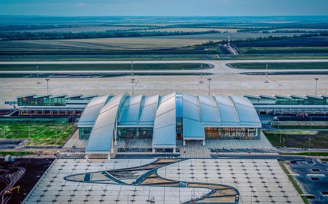 Камеры хранения Ростова в аэропорту Платов